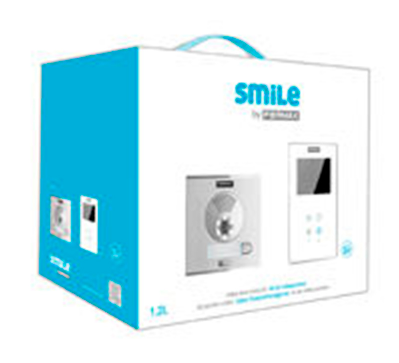 Kit video city smile 3.5